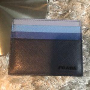 Prada Men's Card Holder - BRAND NEW